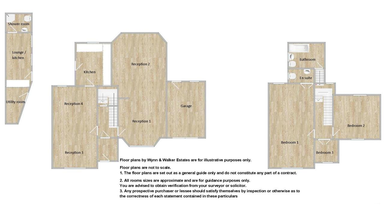 3 bed detached for sale in Berne House, Horwich - Property Floorplan