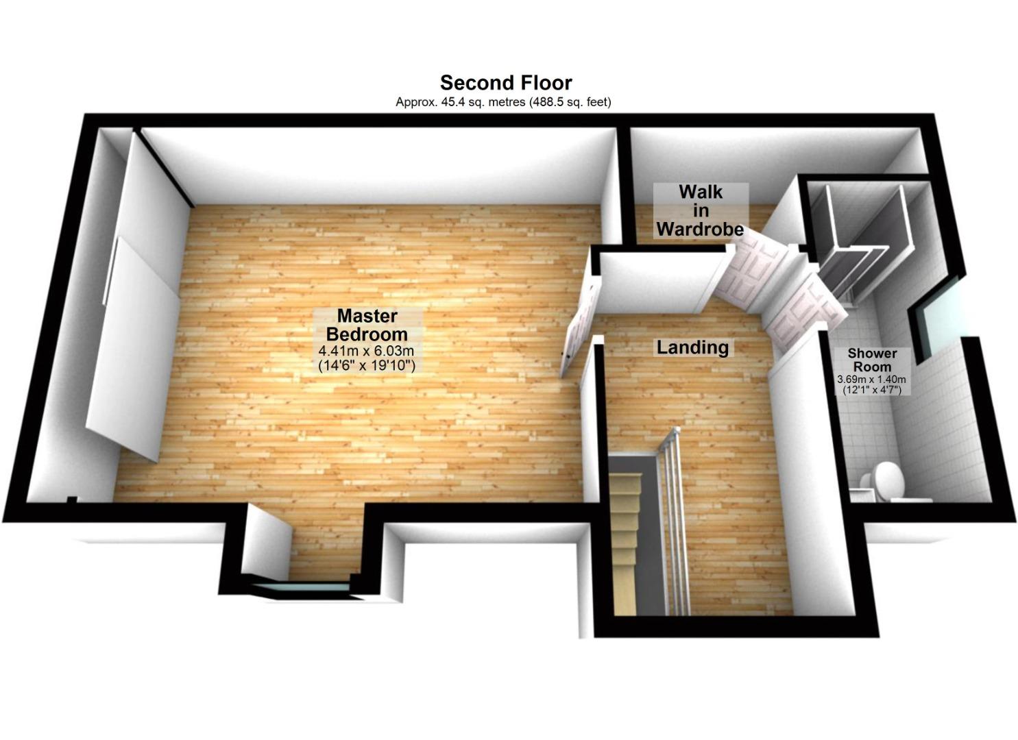 5 bed house for sale in Nursery Close, Swanland, HU14 - Property Floorplan